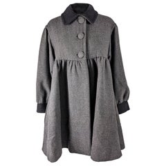 Moschino Vintage Wool Coat