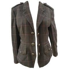 Moschino wool jacket