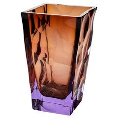 Moser Unique Vase Alexandrite-Aurora
