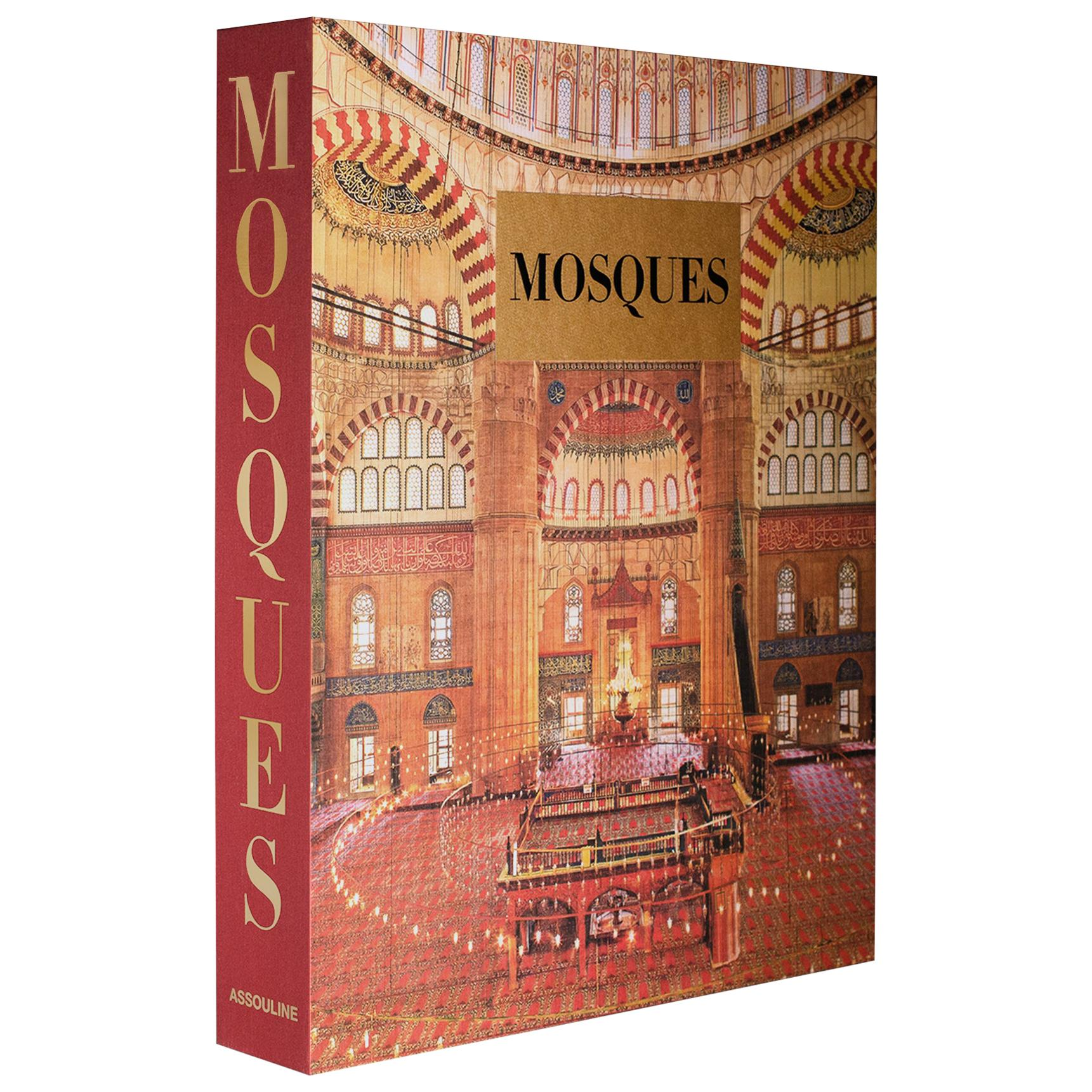 """""""Mosques The 100 Most Iconic Islamic Houses of Worship"""" Book"""