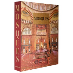 """Mosques The 100 Most Iconic Islamic Houses of Worship"" Book"