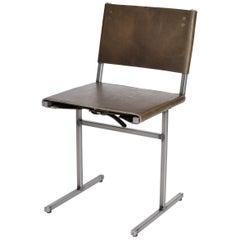Moss Green Memento Chair, Jesse Sanderson