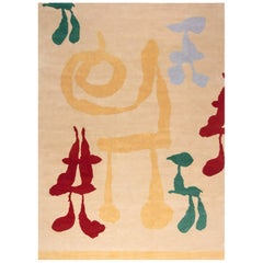 Mother and Child Modern Rug