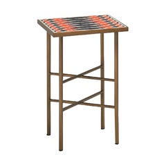 Motif Side Table, Designed by Analogia Project, Made in Italy