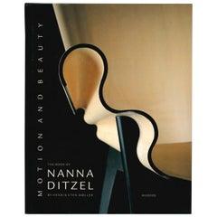 Motion and Beauty, the Book of Nanna Ditzel 'Danish Furniture Designer'