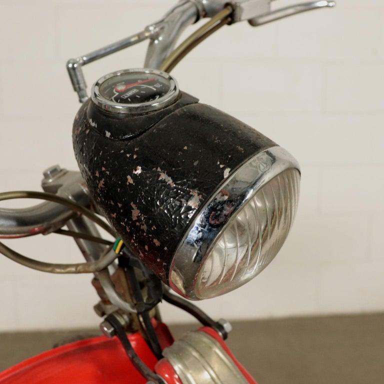 Motom Moper 1950s Italian Prodution 3