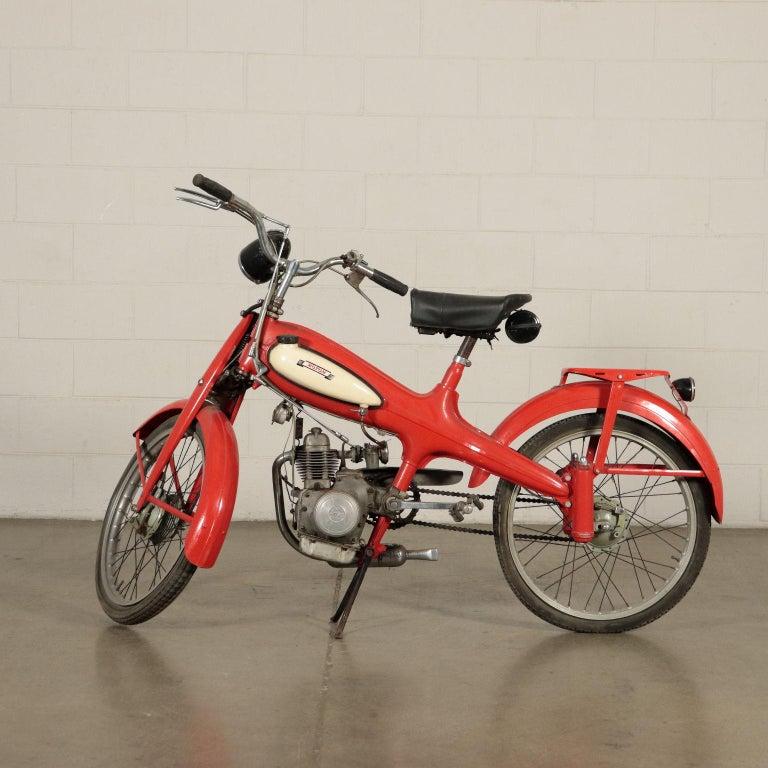 Motom Moper 1950s Italian Prodution 10