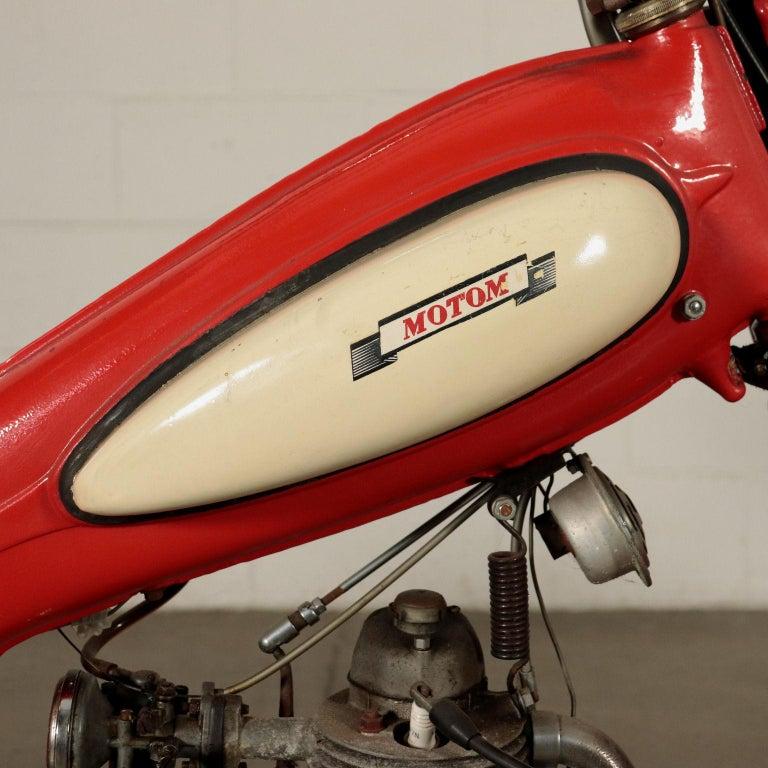 Mid-Century Modern Motom Moper 1950s Italian Prodution