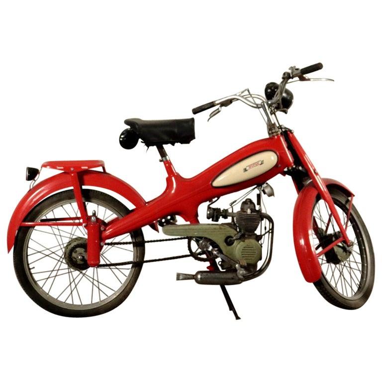 Motom Moper 1950s Italian Prodution