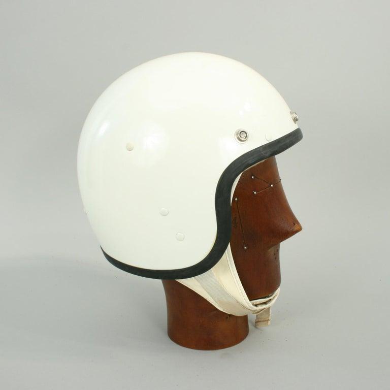 Sporting Art Motorcycle Crash Helmet For Sale