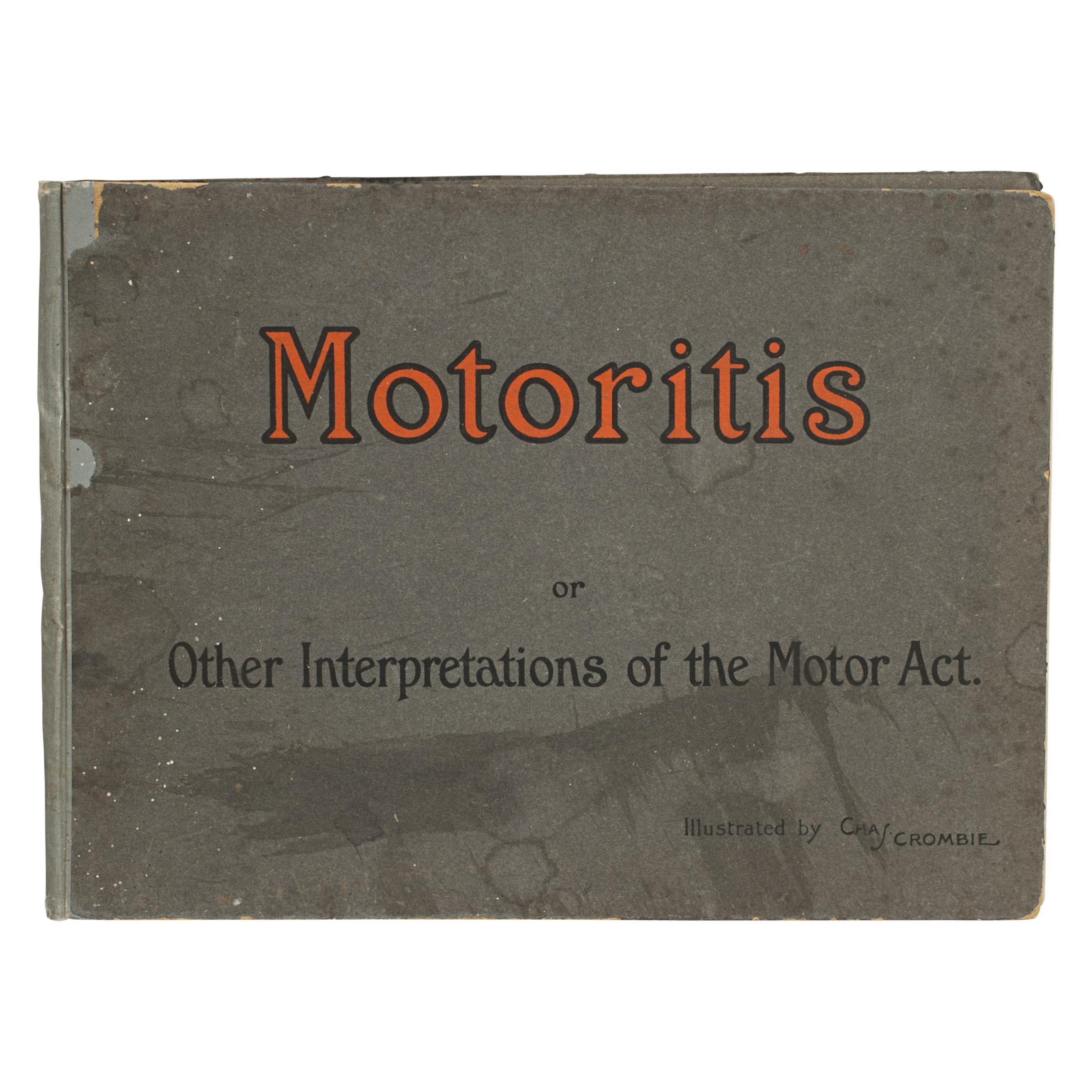 Motoring Perrier Book