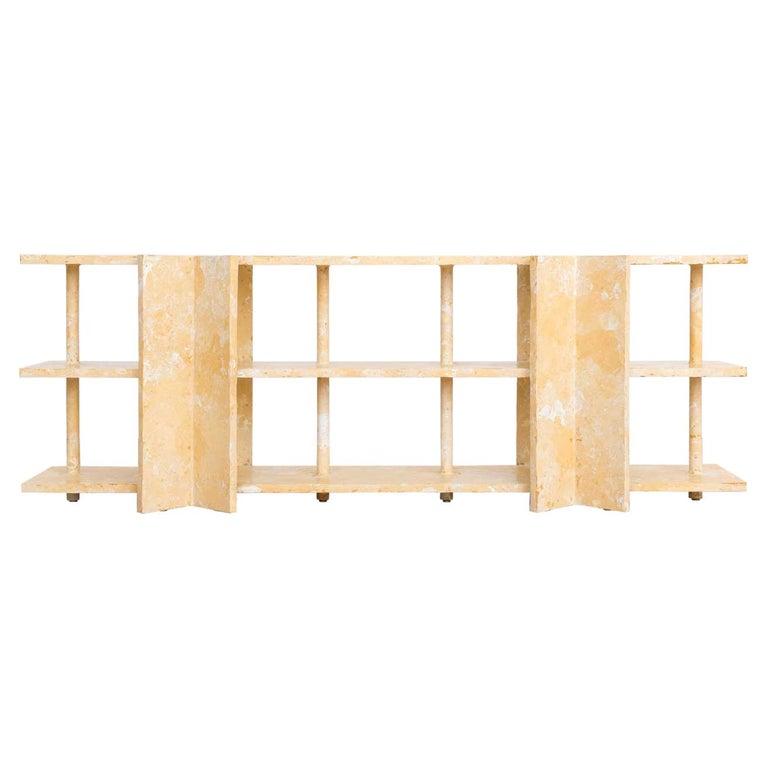 Mottled Shelf by Ross Hansen For Sale