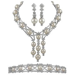Mouawad Pearl Diamond Suite