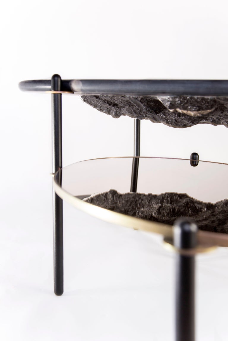 Contemporary Mountain Coffee Table by Comité de Proyectos For Sale