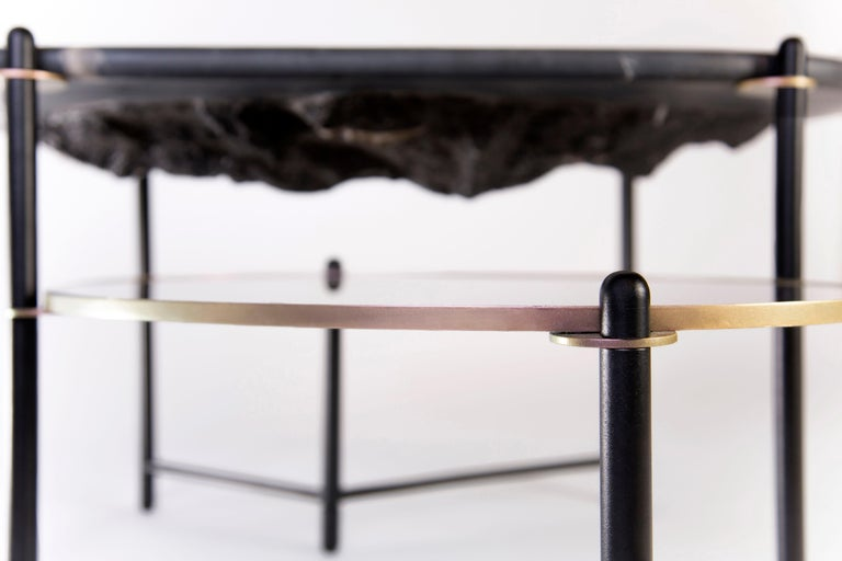 Mountain Coffee Table, Modern Mexican Design In New Condition For Sale In Mexico City, MX