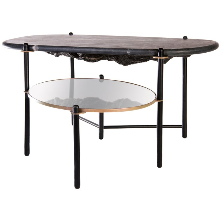 Mountain Coffee Table, Modern Mexican Design For Sale