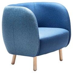 Mousse P Light Blue Chair
