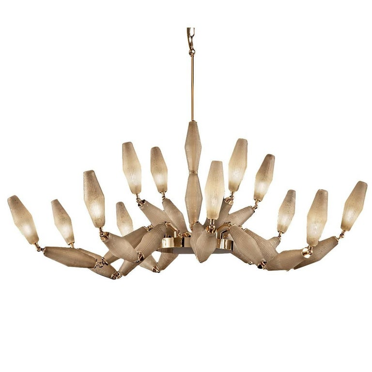 Mov Vintage Chandelier 12 Lights