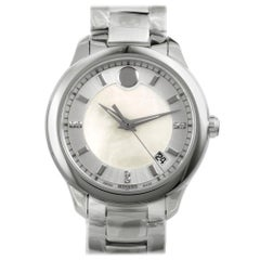 Movado Bellina 606978, Millimeters Missing Dial, Certified and Warranty