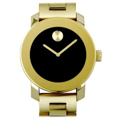 Movado Bold 3600397, Millimeters White Dial, Certified and Warranty