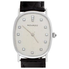Movado Classic 5120, Beige Dial, Certified and Warranty