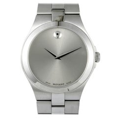 Movado Classic 606556, Millimeters Missing Dial, Certified and Warranty