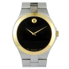 Movado Classic 606909, Millimeters Silver Dial, Certified and Warranty