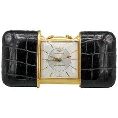 Movado Ermetophon Alarm Clock