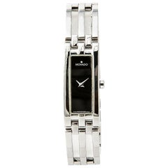 Movado Esperanz 84H51400, Black Dial, Certified and Warranty