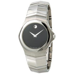 Movado Faceto 84G11895, White Dial, Certified and Warranty
