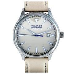 Movado Heritage Calendoplan Watch 3650063