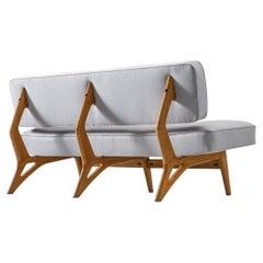 Móveis Cimo Brazilian Sofa in Maple