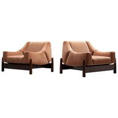 Móveis Cimo Pair of Customizable Lounge Chairs