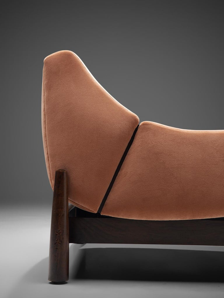 Fabric Móveis Cimo Pair of Sculptural Lounge Chairs