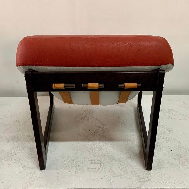 Brazilian MP-091 Percival Lafer Lounger/ Armchair For Sale