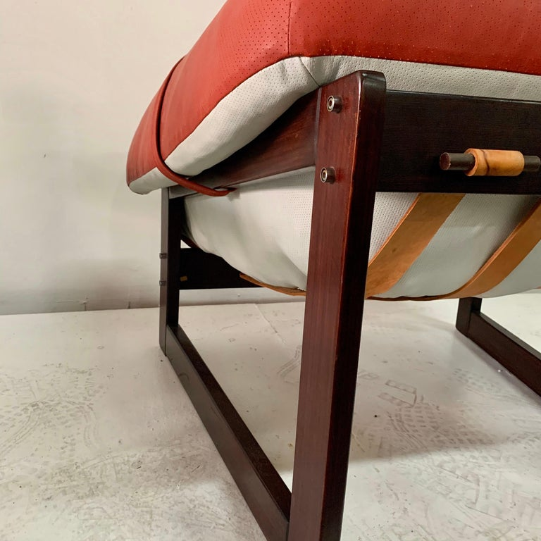 Mid-20th Century MP-091 Percival Lafer Lounger/ Armchair For Sale