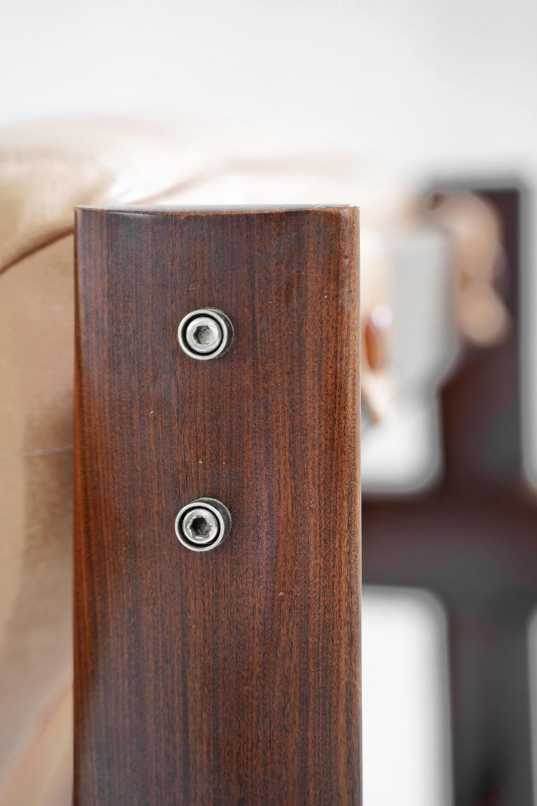 MP-41 Lounge Chair by Brazilian Designer Percival Lafer for Móveis Lafer For Sale 4