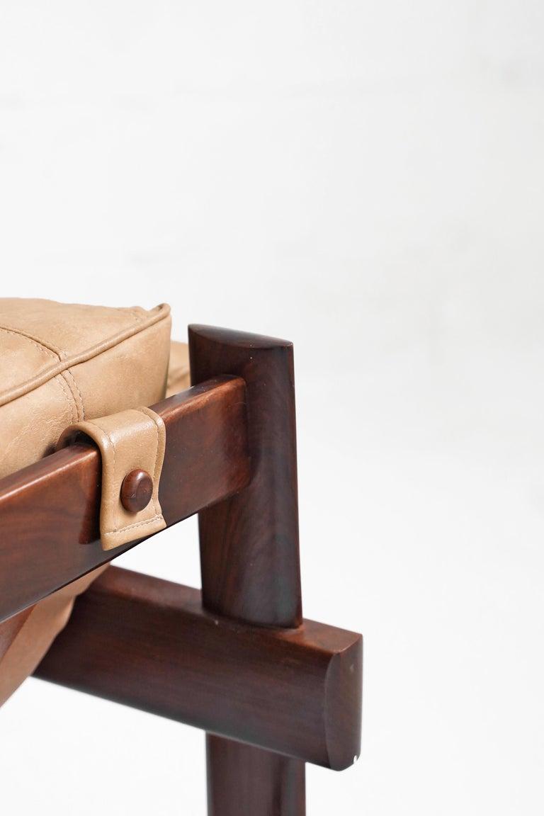 MP-41 Lounge Chair by Brazilian Designer Percival Lafer for Móveis Lafer For Sale 2