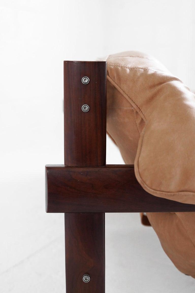 MP-41 Sofa by Brazilian Designer Percival Lafer for Móveis Lafer For Sale 5