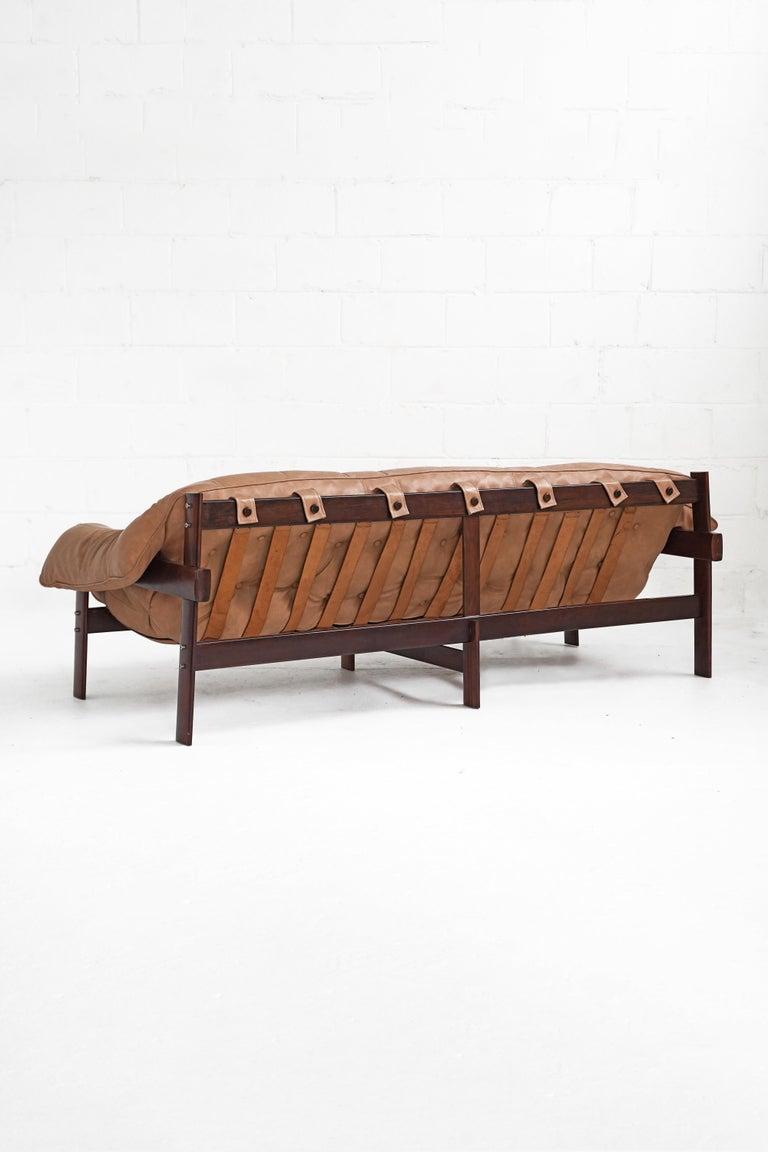 MP-41 Sofa by Brazilian Designer Percival Lafer for Móveis Lafer For Sale 9