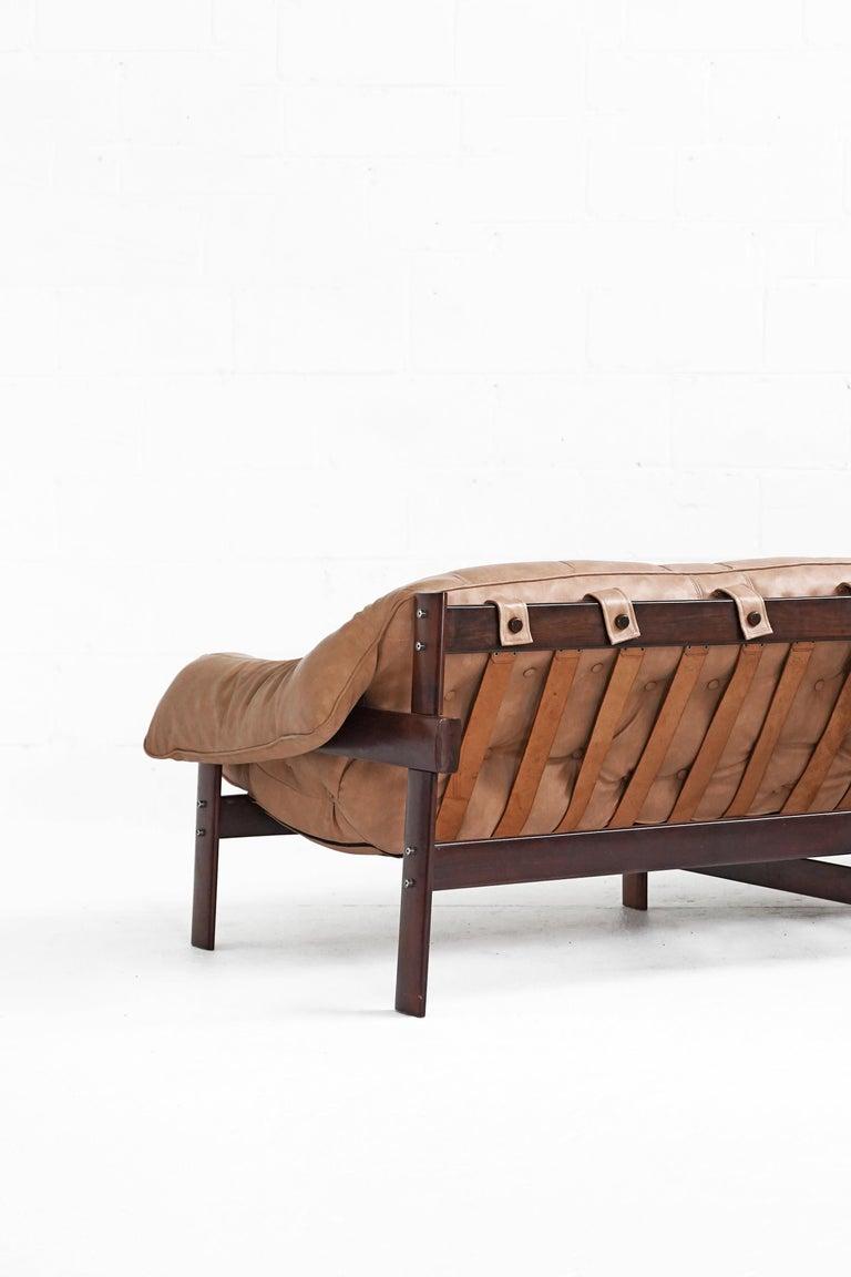 MP-41 Sofa by Brazilian Designer Percival Lafer for Móveis Lafer For Sale 10