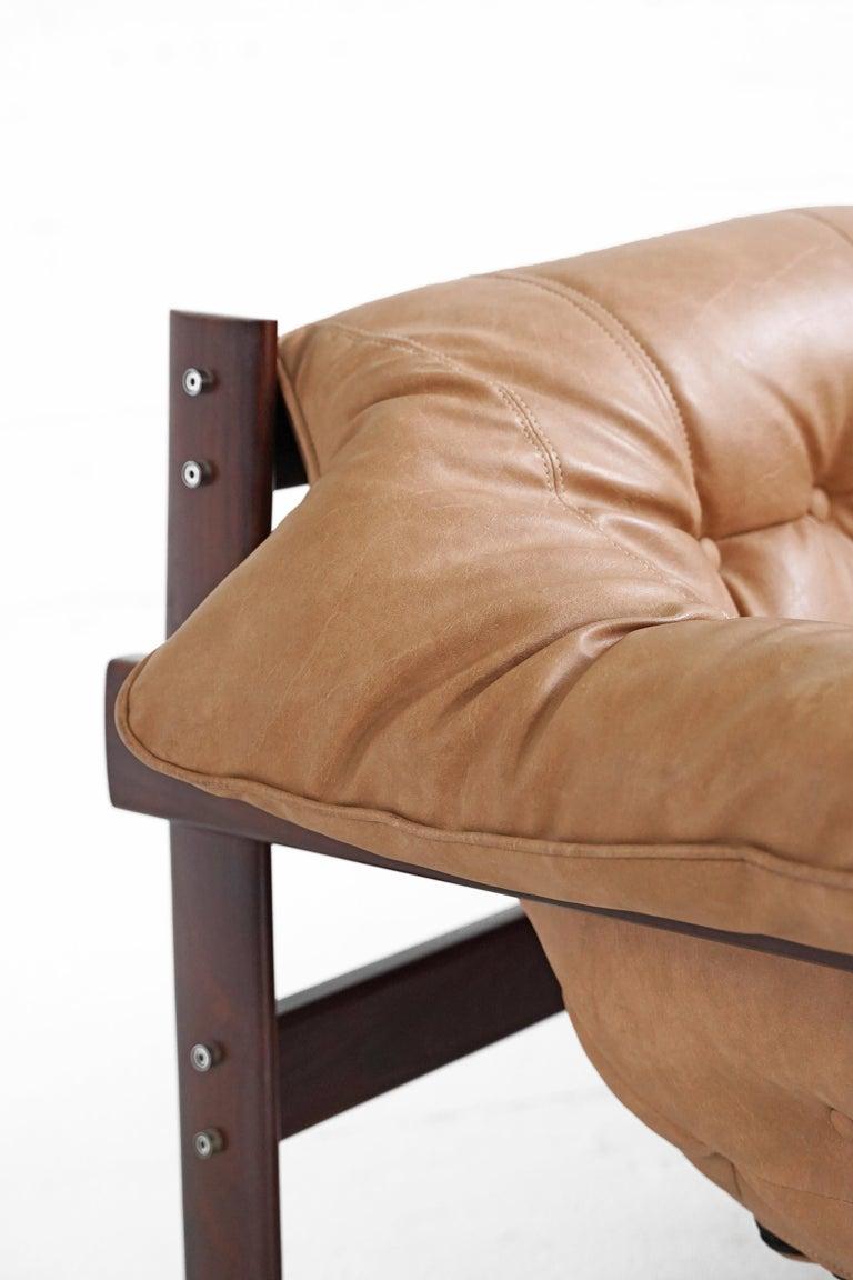 MP-41 Sofa by Brazilian Designer Percival Lafer for Móveis Lafer For Sale 1