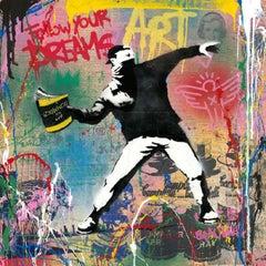 Banksy Thrower