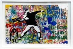 Banksy Thower