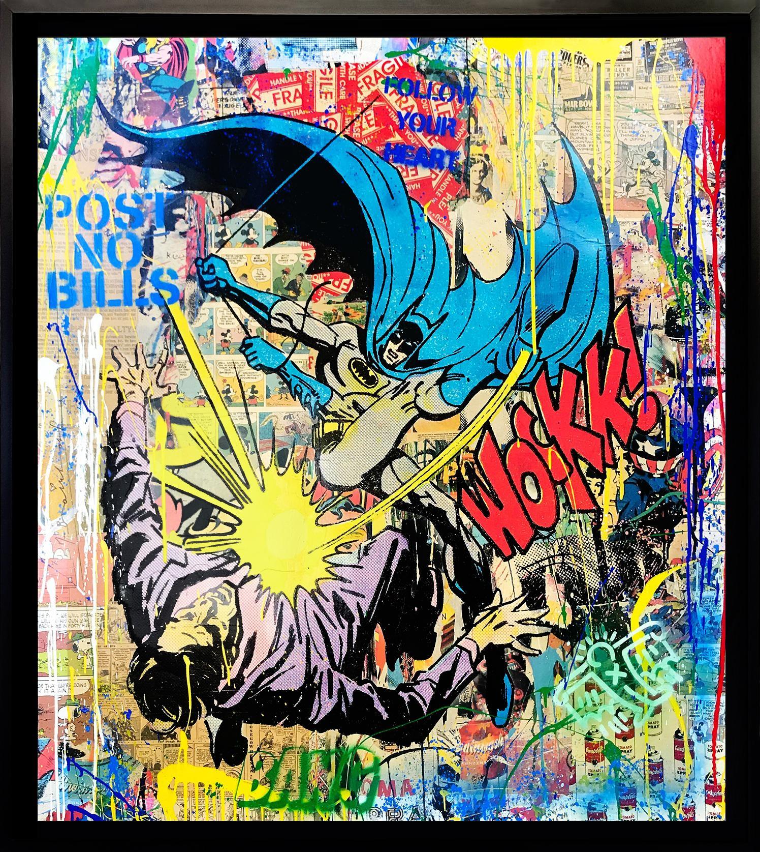 BAT WOCKK (BATMAN)