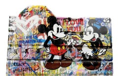 Falling In Love by Mr. Brainwash