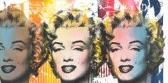 Marilyn Monroe Trio