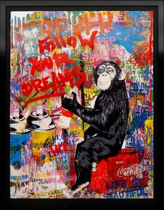 Mr. Brainwash, Everyday Life (Unique), 2020
