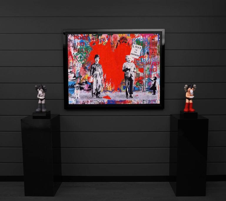 Mr. Brainwash, Juxtapose (Unique), 2020 For Sale 6
