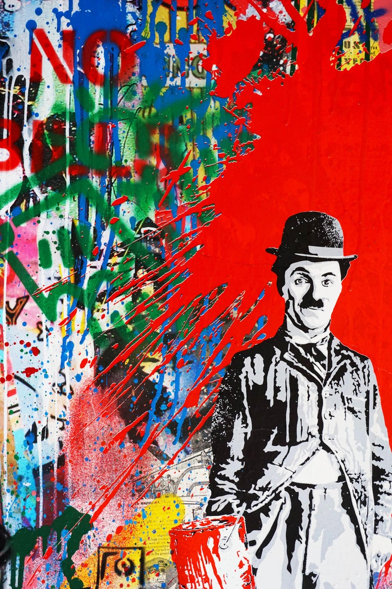 Mr. Brainwash, Juxtapose (Unique), 2020 For Sale 2